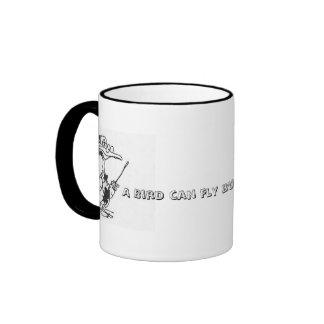 A Fly cant Bird Mugs