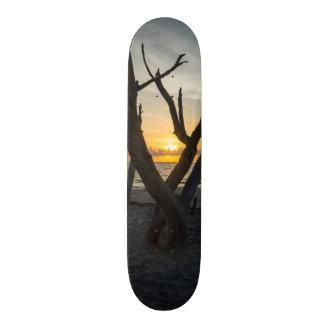 A Folly Sunrise 18.1 Cm Old School Skateboard Deck