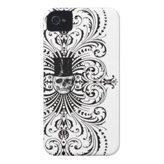 A Formal Fright-Black Berry Bold Mate Case iPhone 4 Covers