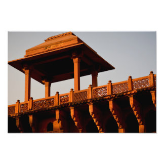 A fort at Agra Photo Art