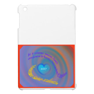 A French Valentine iPad Mini Cover