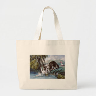 A Friend in Need Tote Bags