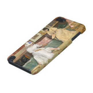 A Friendly Call, 1895 (oil on canvas) iPod Touch 5G Cases