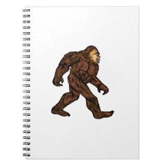 A Friendly Strut Spiral Notebook