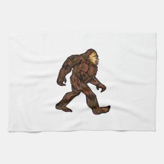 A Friendly Strut Tea Towel