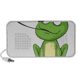 a frog PC speakers
