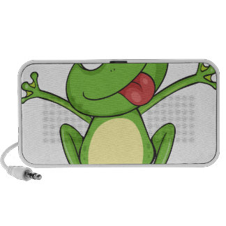 a frog portable speakers