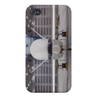 A front view of a Global Hawk unmanned aircraft iPhone 4 Cover