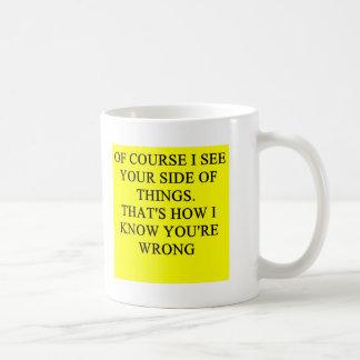 a funny divorce idea for you mug