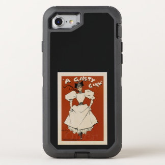 A Gaiety Girl OtterBox Defender iPhone 7 Case