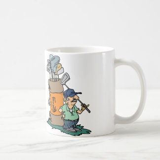 A Game of golf mug