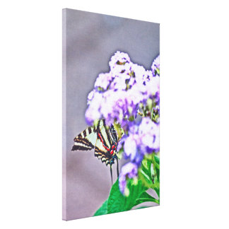 A Game of Hide and Seek Canvas Print