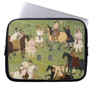 A Game of Polo, from the Large Clive Album Computer Sleeve