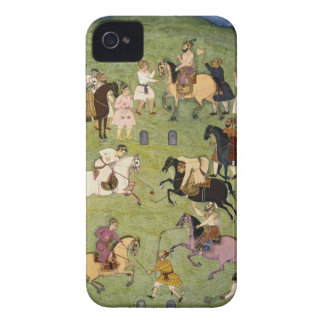 A Game of Polo, from the Large Clive Album iPhone 4 Case-Mate Case