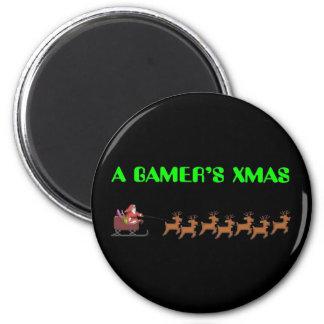 A Gamer's Xmas Magnet
