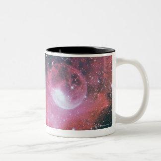 A Gaseous Nebula Mugs