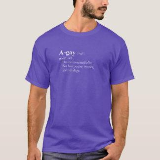 A-GAY T-Shirt