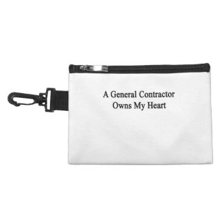 A General Contractor Owns My Heart Accessory Bag