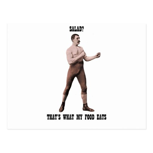 A Genuine Overly Manly Man Postcards