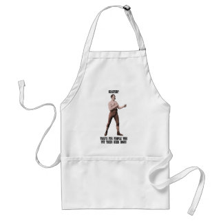 A Genuine Overly Manly Man Standard Apron