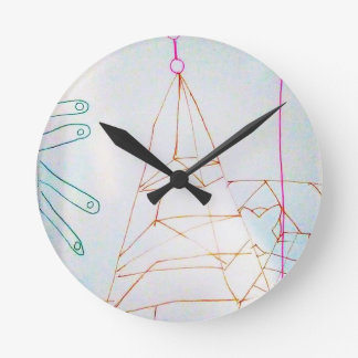 A Geometers Glass Bead Game Round Clock