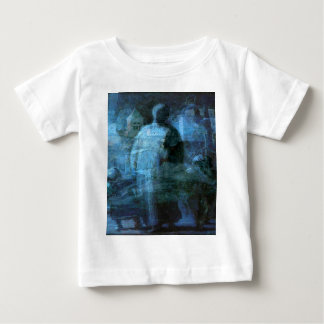 A Ghostly Walk in the Dark Baby T-Shirt