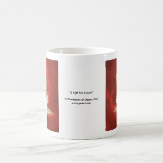 A Gift for Laurie Basic White Mug