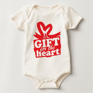 A Gift for the Heart Baby Bodysuit