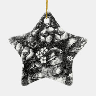 A Gift full of.tif Ceramic Ornament