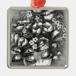 A Gift full of.tif Metal Ornament