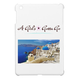 A Girls Gotta Go Customized ipad mini case