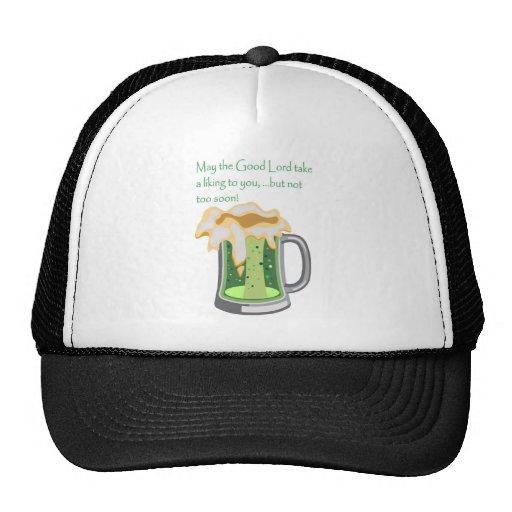 A glass of Irish beer Trucker Hat