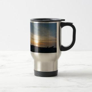 A Glimpse of Heaven Travel Mug