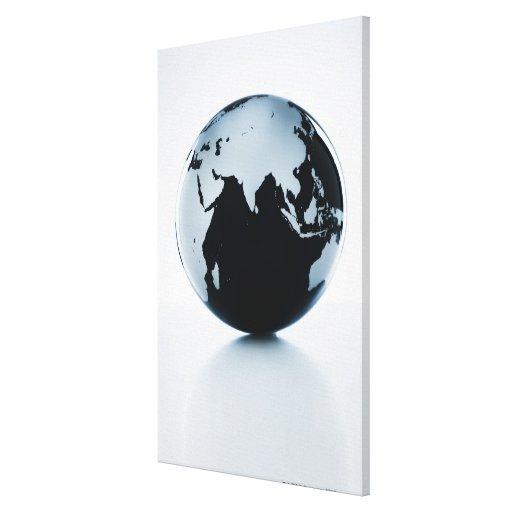 A globe 2 canvas prints