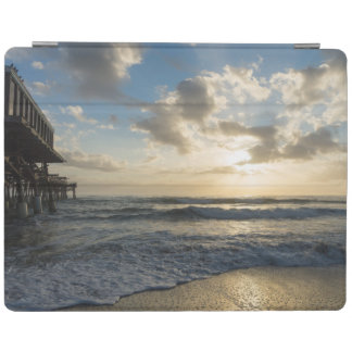 A Glorious Beach Morning iPad Cover
