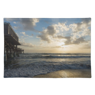 A Glorious Beach Morning Placemat