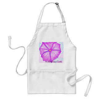 A Glorious Cook Adult Apron