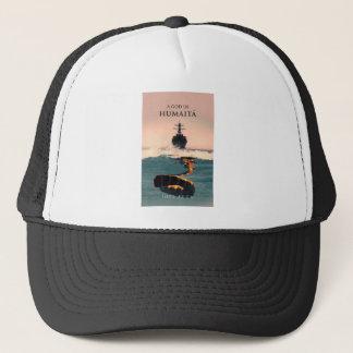 A God in Humaitá Trucker Hat