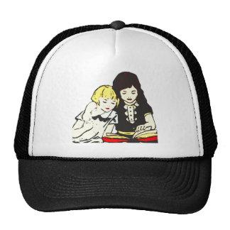 A Good Book Trucker Hats