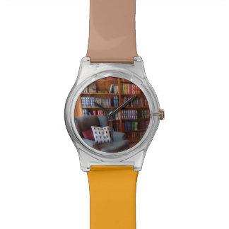 A good book wristwatches