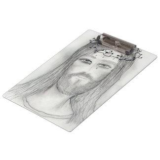 A Good Jesus Clipboard
