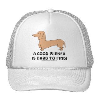 A Good Wiener Is Hard To Find! Hat