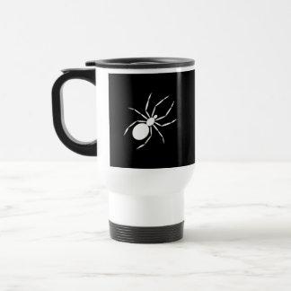 A Graphic of a Spider Coffee Mug