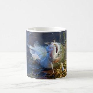 A Great Day Trout Fishing Coffee Mug