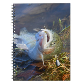 A Great Day Trout Fishing Notebook