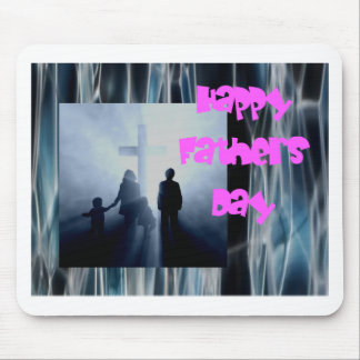 A great Fathers day wish Mouse Pad