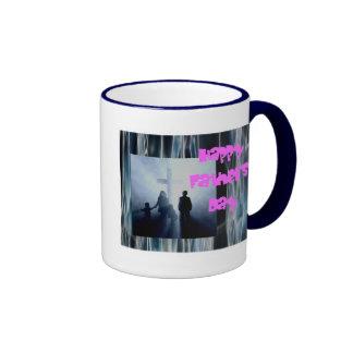 A great Fathers day wish Coffee Mugs