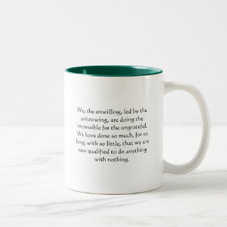 A great gift for a co-worker. mugs