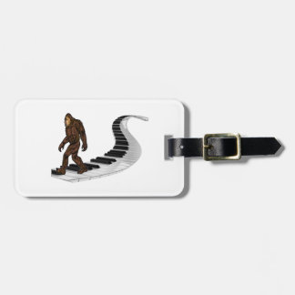 A GREAT SHOW LUGGAGE TAG