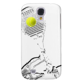 A great Tennis Lover Design Galaxy S4 Covers